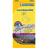 Lombardia - Michelin Local Map 353 (Michelin Local Maps)