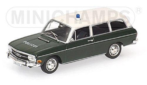 Audi 60 Variant Polizei Ingolstadt