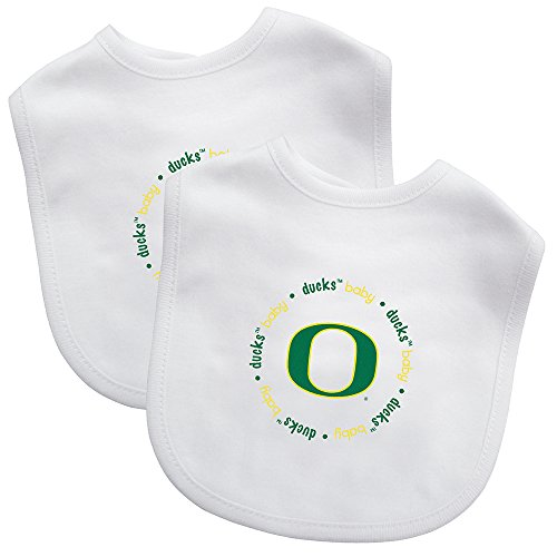 (Baby Fanatic Team Color Bibs, Oregon, 2-Count)