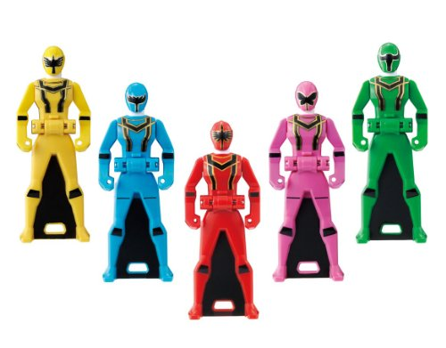 Ranger Key (Ranger Key Series Ranger Key Set Magiranger by Bandai)