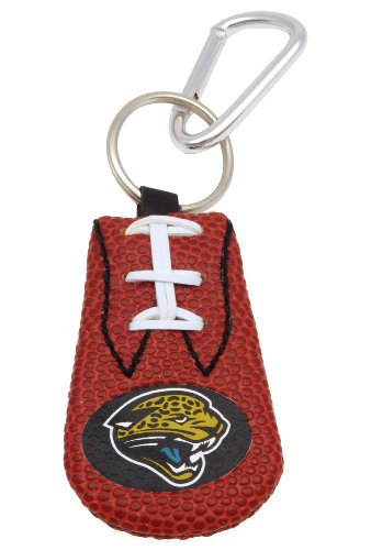- NFL Jacksonville Jaguars Classic Football Keychain