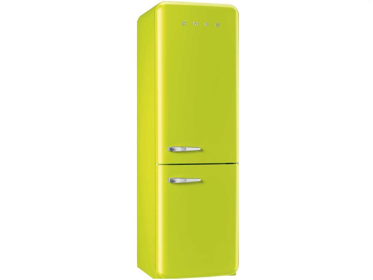 Smeg FAB32RVEN1 Anni '50 Verde Lime Combinato