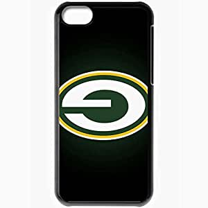 XiFu*MeiPersonalized iPhone 5C Cell phone Case/Cover Skin Nfl Green Bay Packers Sport BlackXiFu*Mei