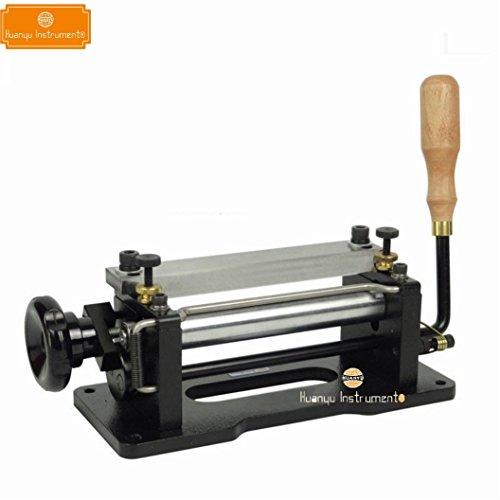 ER806 Manual Leather Paring Machine Peel Tools Edge Skivi...