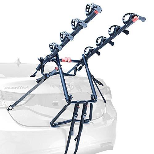 Allen Sports Premier 4-Bike Trunk Rack, Model S104