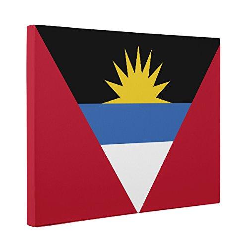 Antigua And Barbuda Flag CANVAS Wall Art Home Décor