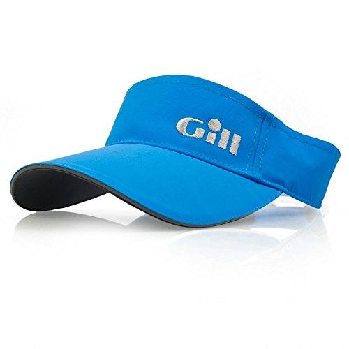 Gill 2018 Regatta Visor BRIGHT BLUE 145