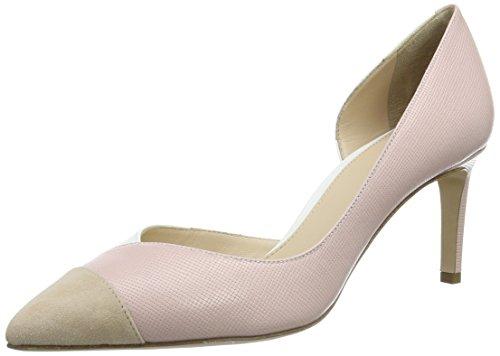 Hugo Bellie 10191387 01, Zapatos de Tacón Mujer Rosa (Pastel Pink 688)