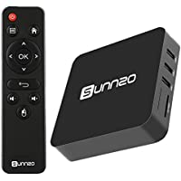 SUNNZO TV Box Android 6.0 Q3 Generation 2017 Newest 1GB RAM 8GB ROM Streaming Media Player with H.265 4K