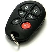 OEM Toyota Keyless Entry Remote (FCC ID: GQ43VT20T / P/N: 89742-AE050 or 89742-AE051)