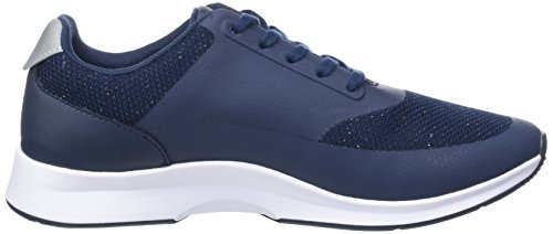 Lacoste Chaumont Lace 117 1 Spw Nvy, Bajos para Mujer Azul (Nvy)