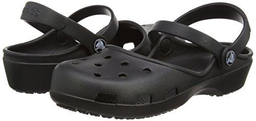 Pictures of Crocs Women's KarinClog Black 10 M US Crocs Karin Clog W 4
