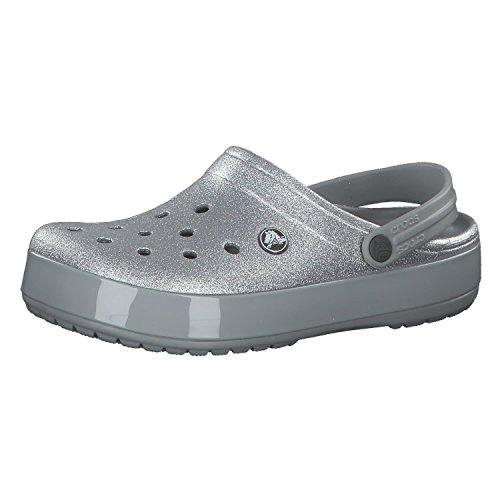 205419 Gomma Crocs Silver 10 8 42 41 Sabot 8n74R