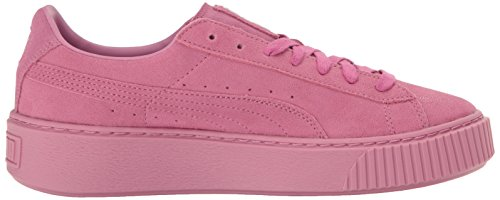 Puma Platform Suede Mujer Pink para Pink Zapatillas prism Prism rr7O1wBx