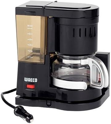 Waeco MC-05-12/N PerfectCoffee - Cafetera con conexión a mechero de automóvil (5 Tazas,12 V): Amazon.es: Coche y moto