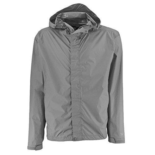 White Sierra Men's Trabagon Rain Jacket, X-Large, Dark (Sierra Waterproof Jacket)