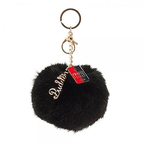 Suicide Squad Puddin Furry Pom Pom Handbag Charm from Suicide Squad