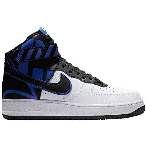 ミルクやむを得ない富豪(ナイキ) Nike メンズ バスケットボール シューズ?靴 Air Force 1 High LV8 [並行輸入品]