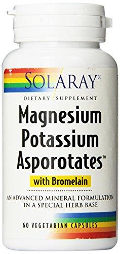 Solaray Magnesium and Potassium Asporota…