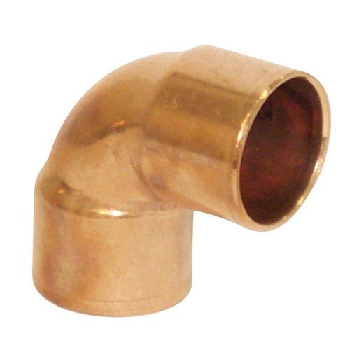 Femelle petit rayon /Ø 40 mm Comap Raccord cuivre coud/é 90/° /à souder