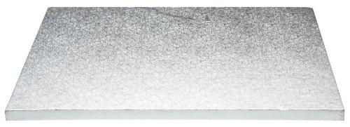 Kitchen Craft Square Cake Board, 36cm / 14 inch KCCBSQ14