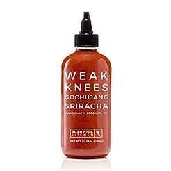 Bushwick Kitchen Weak Knees Gochujang Sr...