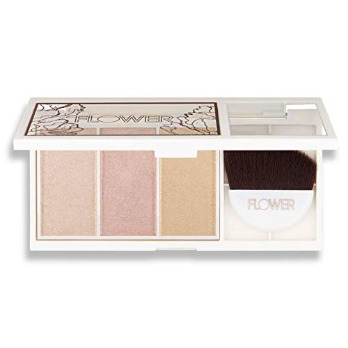 - Flower Beauty Shimmer & Strobe Highlighting Palette