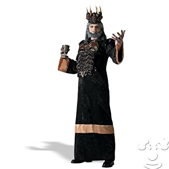 7f71ba34700 Amazon.com: Adult Wicked King Costume-Standard(42-46): Clothing