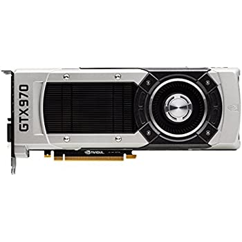 Amazon.com: NVIDIA – Tarjeta gráfica GeForce GTX 970 4 GB ...