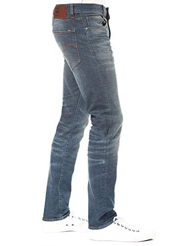 G Jeans Denim Hombre RAW Dark para STAR blue rwqrEgS