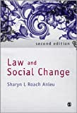 Law and Social Change, Anleu, Sharyn L. Roach, 1412945593