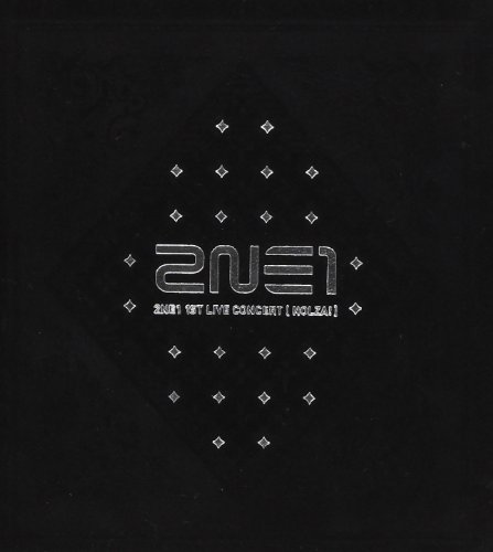CD : 2NE1 - Nolza: First Live Concert (Special Packaging)