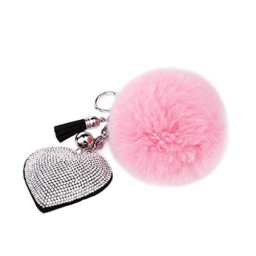 Ball Keychain Handbag Charm Pendant product image