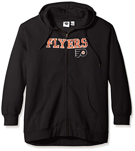 Wordmark Full Zip Hooded Sweatshirt - 4