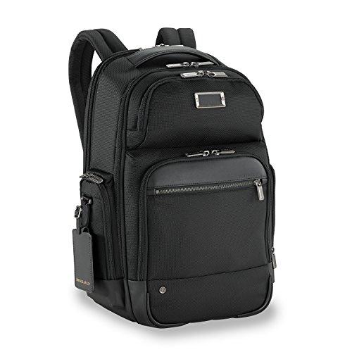 Briggs & Riley @work Medium Cargo Backpack, Black by Briggs & Riley (Image #1)