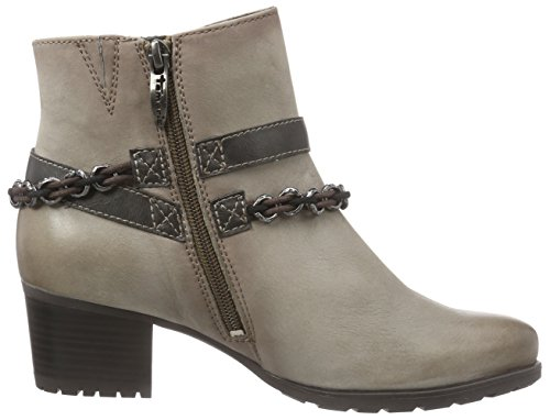 Tamaris 428 truffle 25321 Length Mehrfarbig Women's Short coloured Boots Classic Multi Cold Lined rrPp74wOq6