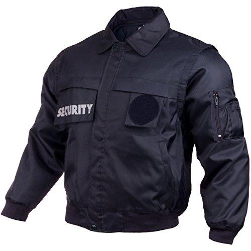 Xl Blouson Mfh Uomo Taglia Security Blu qwRzX7