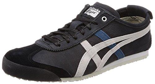 Asics Sneaker D832l-9096 Mexico 66 Sort / Gletscher Grå 4TjoBEF