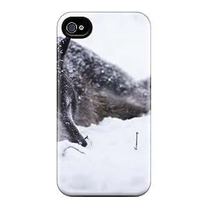 Defender Case For Iphone 4/4s, Winter Sluming Pattern
