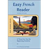 Easy French Reader, Second Edition: A Three-part Text for Beginning Students (Easy Reader Series)by R. De Roussy De Sales