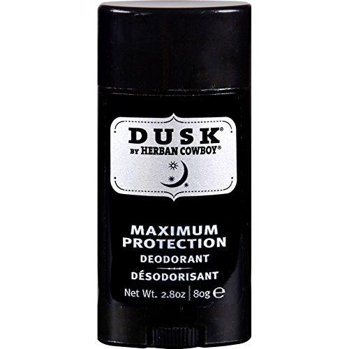 Herban Cowboy Deodorant, Dusk, 2 Count by Herban Cowboy