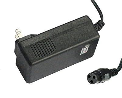 LotFancy 24V 1.5A Electric Scooter Battery Charger for Razor E100, E125, E150, E200, E300, PR200, E225S, E325S, MX350