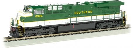 Bachmann GE ES44 AC Southern DCC Sound Value Equipped Locomo