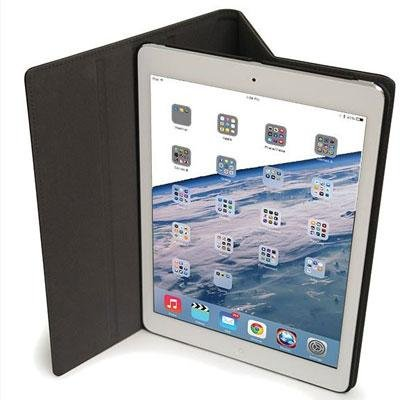 Deluxe SlimFit iPad 10'' Black by Generic