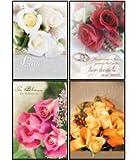 Wedded Bliss KJV Scripture Greeting Cards - Boxed