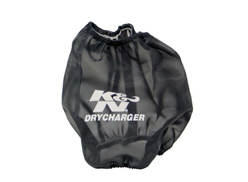 K&N RC-5060DK Black Drycharger Filter Wrap - For Your K&N RC-5060 Filter K&N Engineering