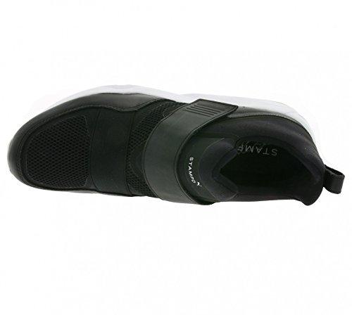 Puma - Zapatillas de Piel para hombre Negro negro