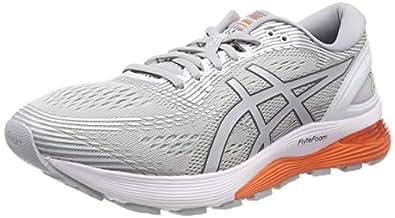 ASICS Australia Gel-Nimbus 21 Men's Running Shoe, Mid Grey/White, 7 US