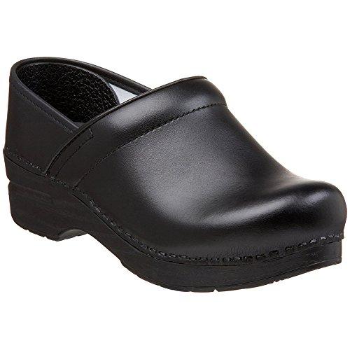 Dansko Stylish Wide Pro Women Mules & Clogs Shoes, Elegant Footwear Blackbox