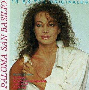 San Basilio Paloma 15 Exitos Originales Music